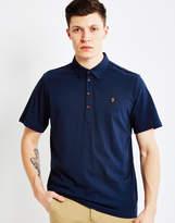 Farah Polo Shirt Navy