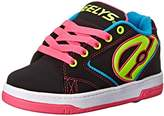 Heelys Propel 2.0 770512, Girls' Sneakers, multi (Black/Neon Multi), (39 EU)