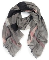 Burberry Women's Mega Check Scarf