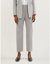 Joseph Dalton comfort wool trousers