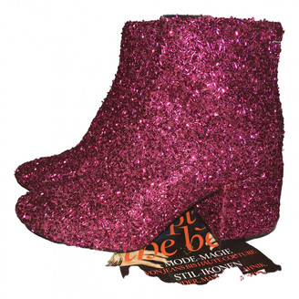 Maison Margiela Other Glitter Ankle boots
