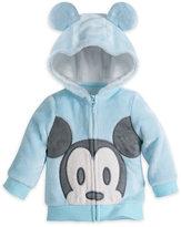 Disney Mickey Mouse Layette Fleece Hoodie for Baby