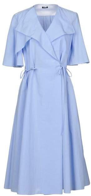 735f61b852293 Jil Sander Navy(ジル サンダー ネイビー) ブルー レディース ワンピース&ドレス - ShopStyle(ショップスタイル)