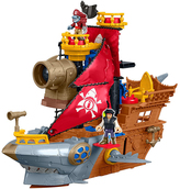 Hasbro Fisher Price Imaginext Shark Bite Ship