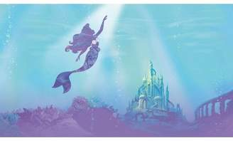 Mural RoomMates Disney Princess Under The Sea Peel and Stick Wall
