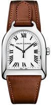 Ralph Lauren Medium Steel White Dial