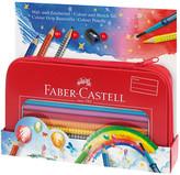 Faber-Castell Colour Grip & Sketch Set - Set Of 16