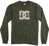 DC Mens Star Long-Sleeve Shirt 2X-Large