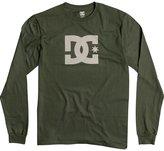 DC Mens Star Ls T-Shirt