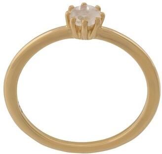 Astley Clarke mini Linia Rainbow ring