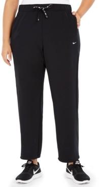 Nike Plus Size Therma Fleece Pants