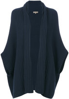 N.Peal ribbed knit cardigan