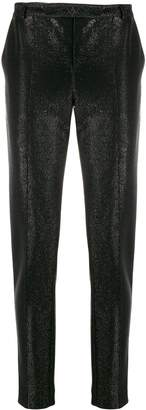 Styland metallic effect skinny trousers