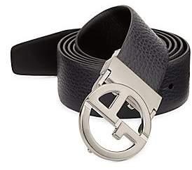 Emporio Armani Men's Leather Belt