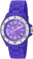 Seapro Women's 'Spring' Quartz Stainless Steel and Silicone Casual Watch, Color: (Model: SP3216)