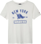 Tommy Hilfiger New york 1985 cotton t-shirt 4-16 years