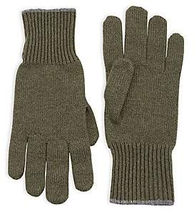 Brunello Cucinelli Men's Cashmere Gloves