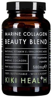 Kiki Health Marine Collagen Beauty Blend 150 Vegicaps