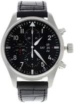 IWC Men's Swiss Automatic Stainless Steel Casual Watch, Color: (Model: IW377701)