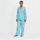 Ralph Lauren Paisley Jersey Pajama Set