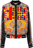 Pierre Louis Mascia Pierre-Louis Mascia - Diomepape bomber jacket - women - Cotton - S