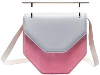 M2Malletier Pink Suede Handbags