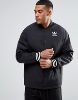 adidas Embroidered Superstar Jacket AY9132