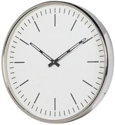 Rose Hill Boutique - Silver Chrome Wall Clock