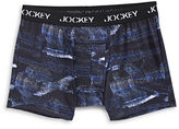 Jockey Athletic Fit Sport Midway Boxer Briefs