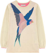 Stella McCartney Mini me two-colored sweater