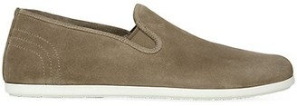 Vince Chadwick Suede Slip-On Sneakers