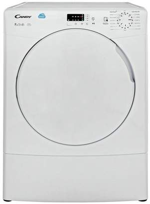 Candy CSV9LF 9KG Vented Tumble Dryer - White