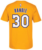 adidas Men's Julius Randle Los Angeles Lakers Player T-Shirt