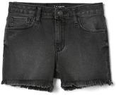 1969 Frayed Stretch Girlfriend Shorts