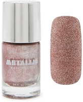Forever 21 Dusty Pink Metallic Nail Polish