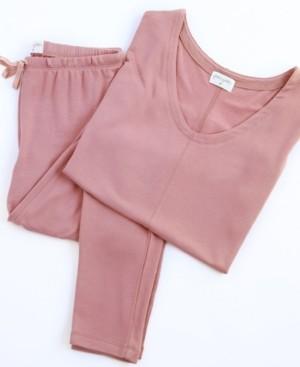Nine Space Delilah Long Sleeve Loungewear Set