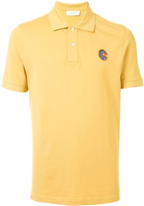Cerruti Short Sleeve Embroidered Logo Polo Shirt