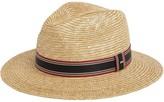 Saint Laurent Raffia Hat