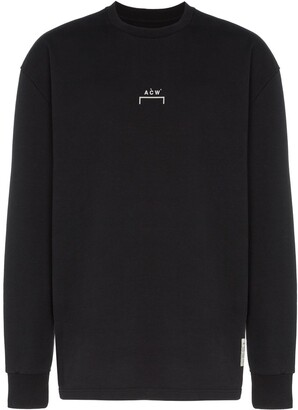 A-Cold-Wall* logo print sweatshirt