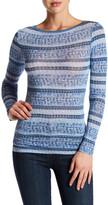 BCBGMAXAZRIA Agda Knit Shirt