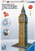 Ravensburger Big Ben 216-pc. 3D Puzzle Building Set