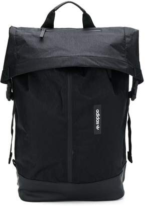 adidas Foldover Top Backpack