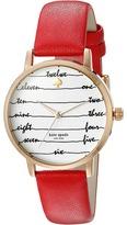 Kate Spade Metro - KSW1061 Watches