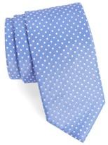 BOSS Men's Dot Silk Tie