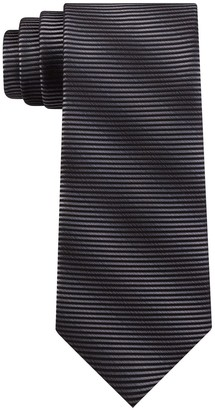 Van Heusen Men's Striped Skinny Tie