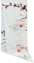 Ted Baker London Oriental Blossom Skinny Scarf