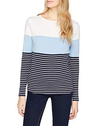 Esprit Women's ls yd Maternity T - Shirt,14 (Size: L)
