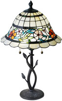 Dale Tiffany Anani Floral Tiffany Table Lamp