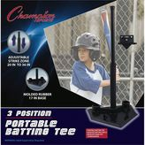 Champion T-Ball 3-Position Portable Batting Tee