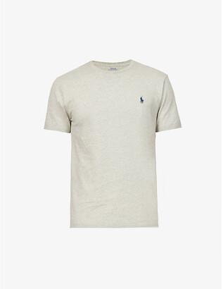 Polo Ralph Lauren Custom slim-fit cotton-jersey T-shirt